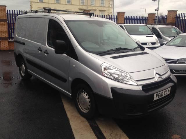 c1f6858beb CITROEN DISPATCH 1000 1.6 HDi 90 H1 Van For Sale in Birkenhead - BVH ...