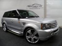 LAND ROVER RANGE ROVER SPORT 4.2 V8 Supercharged 5dr Auto - 142813