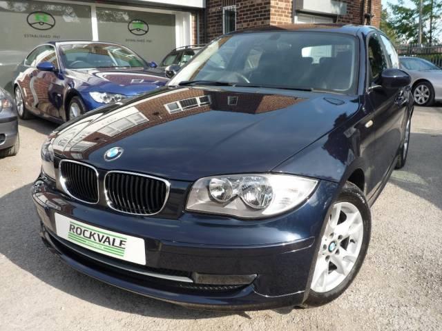 BMW 1 SERIES 118i SE 5dr Step Auto