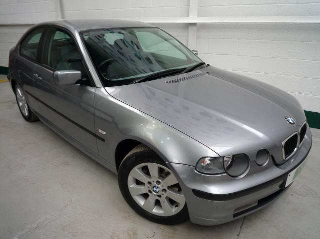BMW 3 SERIES 316ti SE 3dr Auto