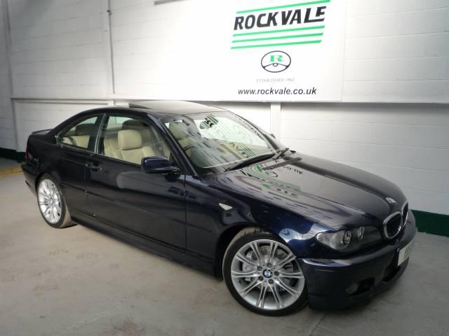 BMW 3 SERIES 330 Ci Sport 2dr
