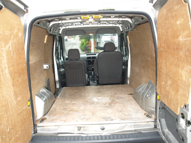FORD TRANSIT CONNECT Low Roof Van Hallmark TDCi 90ps
