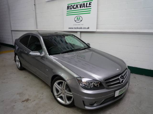 MERCEDES-BENZ CLC CLC 160 BlueEFFICIENCY Sport 3dr Auto