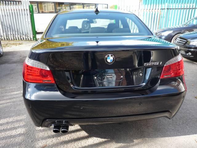 BMW 5 SERIES 525i M Sport 4dr