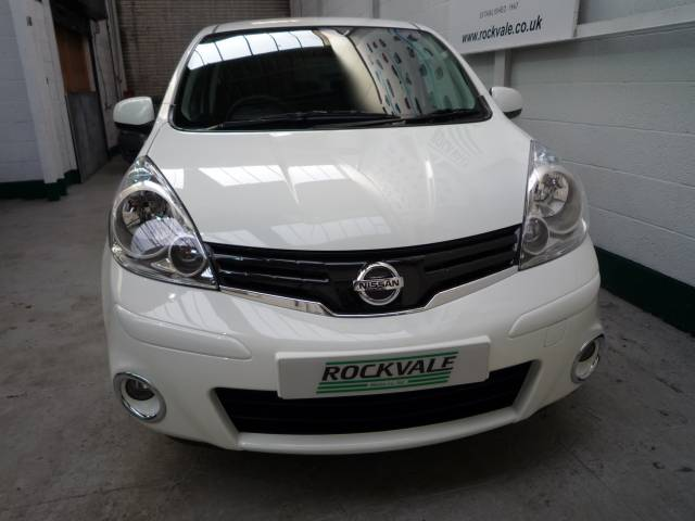 NISSAN NOTE 1.6 N-Tec+ 5dr Auto