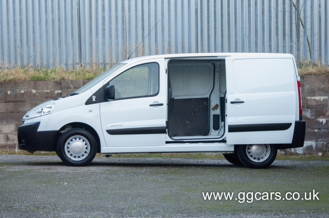 CITROEN DISPATCH 1000 1.6 HDi 90 H1 Van