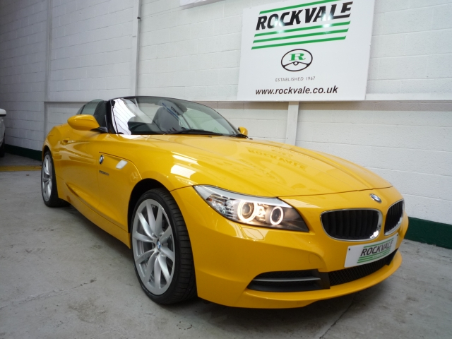 bmw z4 23i sdrive 2dr for sale in stockport rockvale. Black Bedroom Furniture Sets. Home Design Ideas
