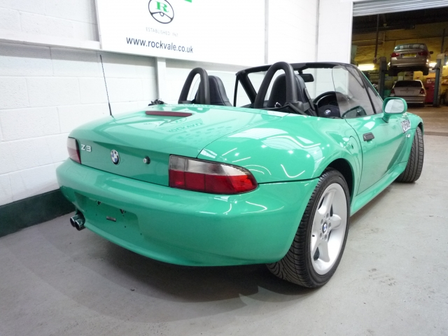Bmw Z3 2 8 2dr For Sale In Stockport Rockvale Motor Company