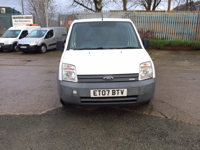 FORD TRANSIT CONNECT Low Roof Van L TDCi 75ps