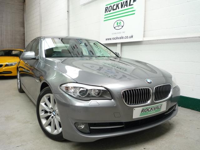 BMW 5 SERIES 523i SE 4dr Step Auto