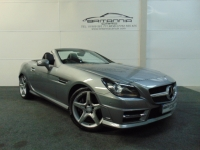 MERCEDES-BENZ SLK SLK 250 CDI BlueEFFICIENCY AMG Sport 2dr Tip Auto - 177370