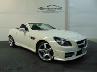 MERCEDES-BENZ SLK SLK 200 BlueEFFICIENCY AMG Sport 2dr Tip Auto - 177364