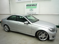 MERCEDES-BENZ C CLASS C180 BlueEFFICIENCY Sport 4dr Auto