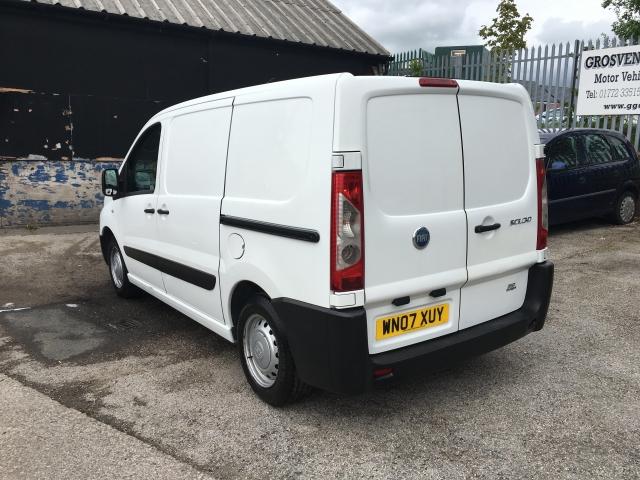 FIAT SCUDO 12Q 2.0 Multijet 120 H1 Deluxe Van
