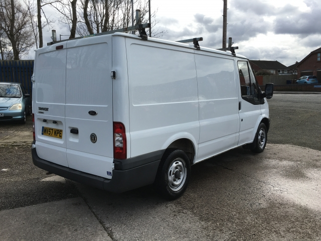 FORD TRANSIT Low Roof Van TDCi 85ps