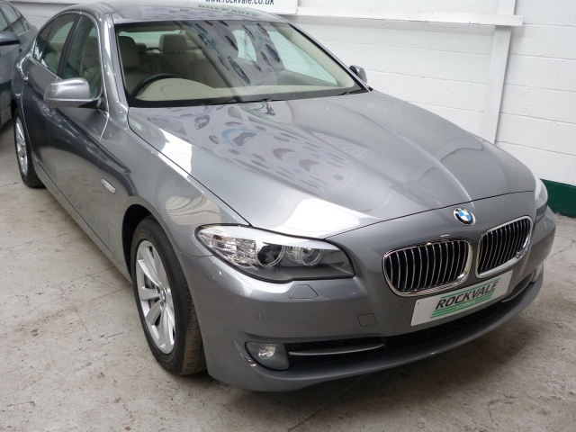 BMW 5 SERIES 535i SE 4dr