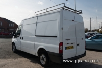 FORD TRANSIT Medium Roof Van TDCi 125ps