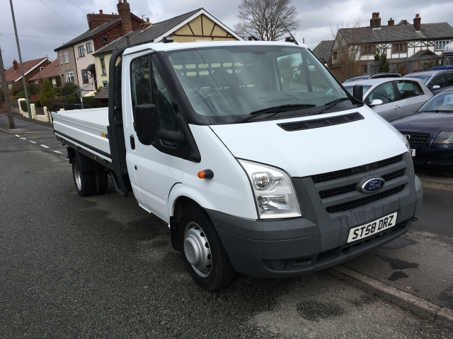 FORD TRANSIT Chassis Cab TDCi 100ps [DRW]