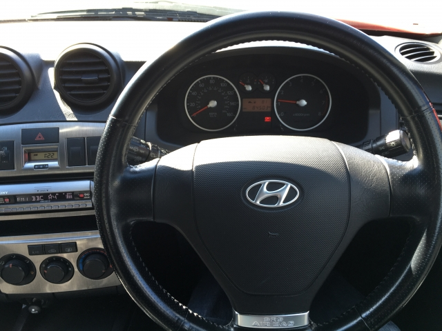 HYUNDAI COUPE 1.6 S 3dr
