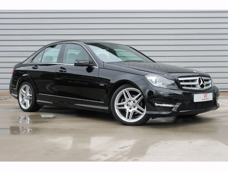 mercedes benz c class c220 cdi blueefficiency sport 4drfor sale in warrington vanrooyen. Black Bedroom Furniture Sets. Home Design Ideas