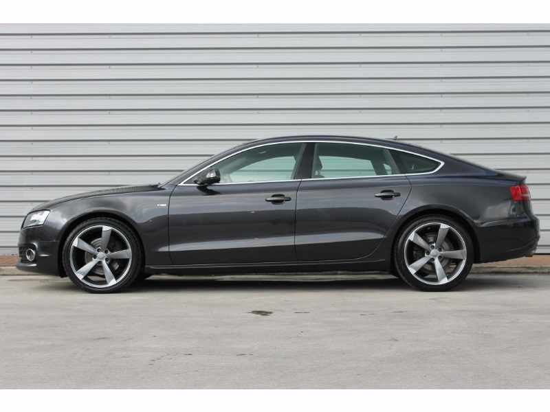 audi a5 2 7 tdi s line 5dr multitronicfor sale in warrington vanrooyen. Black Bedroom Furniture Sets. Home Design Ideas