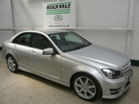 MERCEDES-BENZ C CLASS C250 BlueEFFICIENCY Sport 4dr Auto