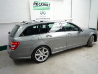 MERCEDES-BENZ C CLASS C180 BlueEFFICIENCY Sport 5dr Auto