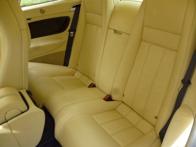 BENTLEY CONTINENTAL GTC 6.0 W12 2dr Auto
