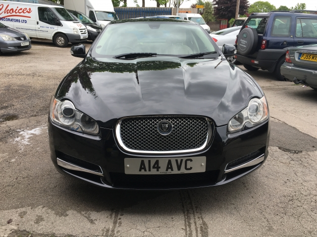 JAGUAR XF 2.7d Luxury 4dr Auto