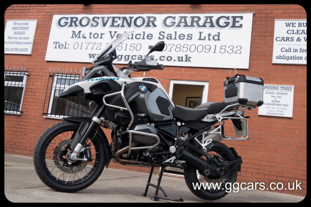 BMW Adventure TE  ABS  125BHP