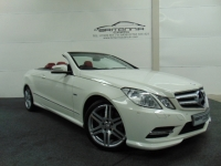 MERCEDES-BENZ E CLASS E250 CDI BlueEFFICIENCY Sport 2dr Tip Auto - 195357