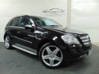 MERCEDES-BENZ M CLASS ML350 CDi BlueEFFICIENCY Sport 5dr Tip Auto - 193295