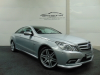 MERCEDES-BENZ E CLASS E350 CDI BlueEFFICIENCY Sport 2dr Tip Auto - 195358
