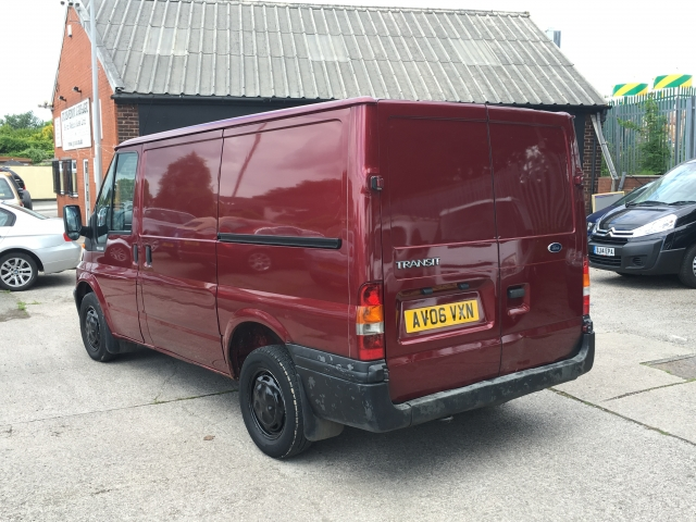 FORD TRANSIT Leader Low Roof Van TDi 100ps