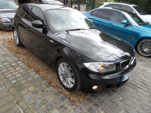 bmw 1 series 118i m sport 5dr step auto for sale in rochdale lch cars. Black Bedroom Furniture Sets. Home Design Ideas