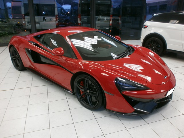 Click for mmore information about 2016 MCLAREN 570 S COUPE