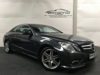 MERCEDES-BENZ E CLASS E250 CDI BlueEFFICIENCY Sport 2dr Tip Auto - 199626