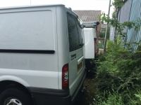FORD TRANSIT Low Roof Van TDCi 140ps