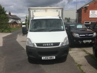 IVECO DAILY Chassis Cab 3750 WB