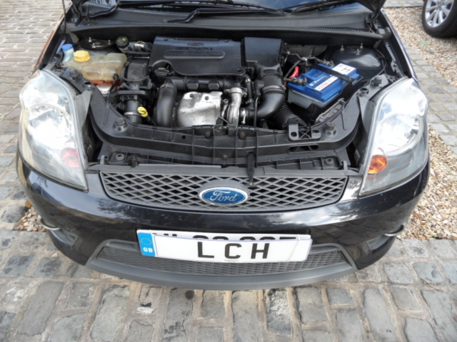 Ford Fiesta 1.6 Tdci Sport Van For Sale >> FORD FIESTA 1.6 TDCi SPORT DIESEL VAN AIR CON ALLOYS SPORT SEATS OVER MATS ETC For Sale in ...