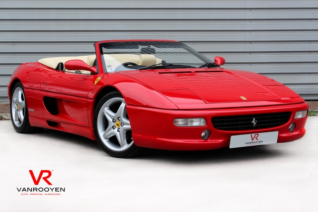 used ferrari f355 spider f1 for sale in warrington - used cars