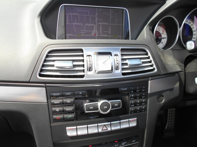 MERCEDES-BENZ E CLASS E220 CDI AMG Sport 2dr