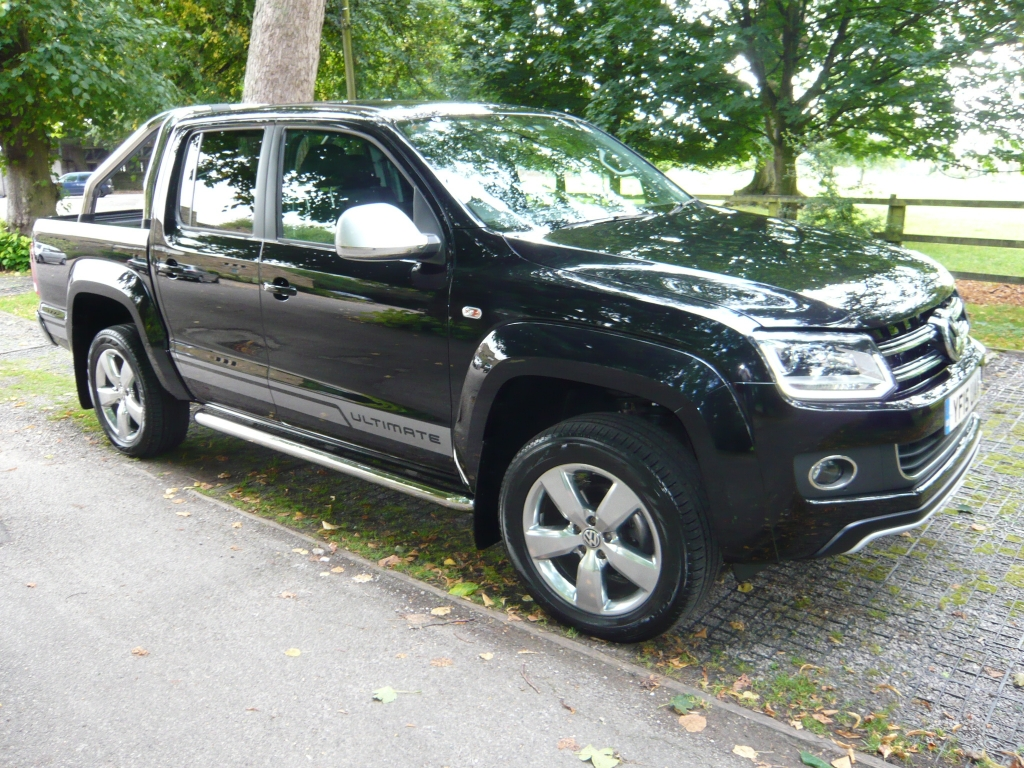 volkswagen amarok d cab pick up ultimate 2 0 bitdi 180 bmt 4mtn auto for sale in macclesfield. Black Bedroom Furniture Sets. Home Design Ideas
