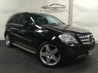 MERCEDES-BENZ M CLASS ML300 CDi BlueEFFICIENCY [204] Sport 5dr Tip Auto - 203496