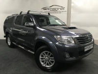 TOYOTA HILUX Invincible D/Cab Pick Up 3.0 D-4D 4WD - 203653