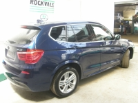 BMW X3 xDrive30d M Sport 5dr Step Auto