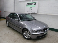 BMW 3 SERIES 316ti ES 3dr