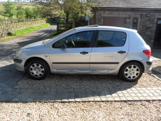 peugeot 307 2 0 hdi 90 style for sale in rochdale lch cars. Black Bedroom Furniture Sets. Home Design Ideas