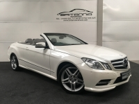 MERCEDES-BENZ E CLASS E250 CDI BlueEFFICIENCY Sport 2dr Tip Auto - 205093
