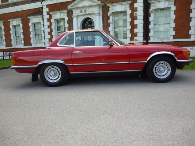 MERCEDES-BENZ SL  280 2.8